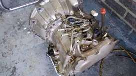 Diahatsu Sirion automatic gearbox and torque convertor