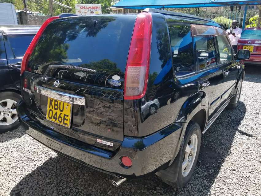Nissan x-trail as good as new! 0