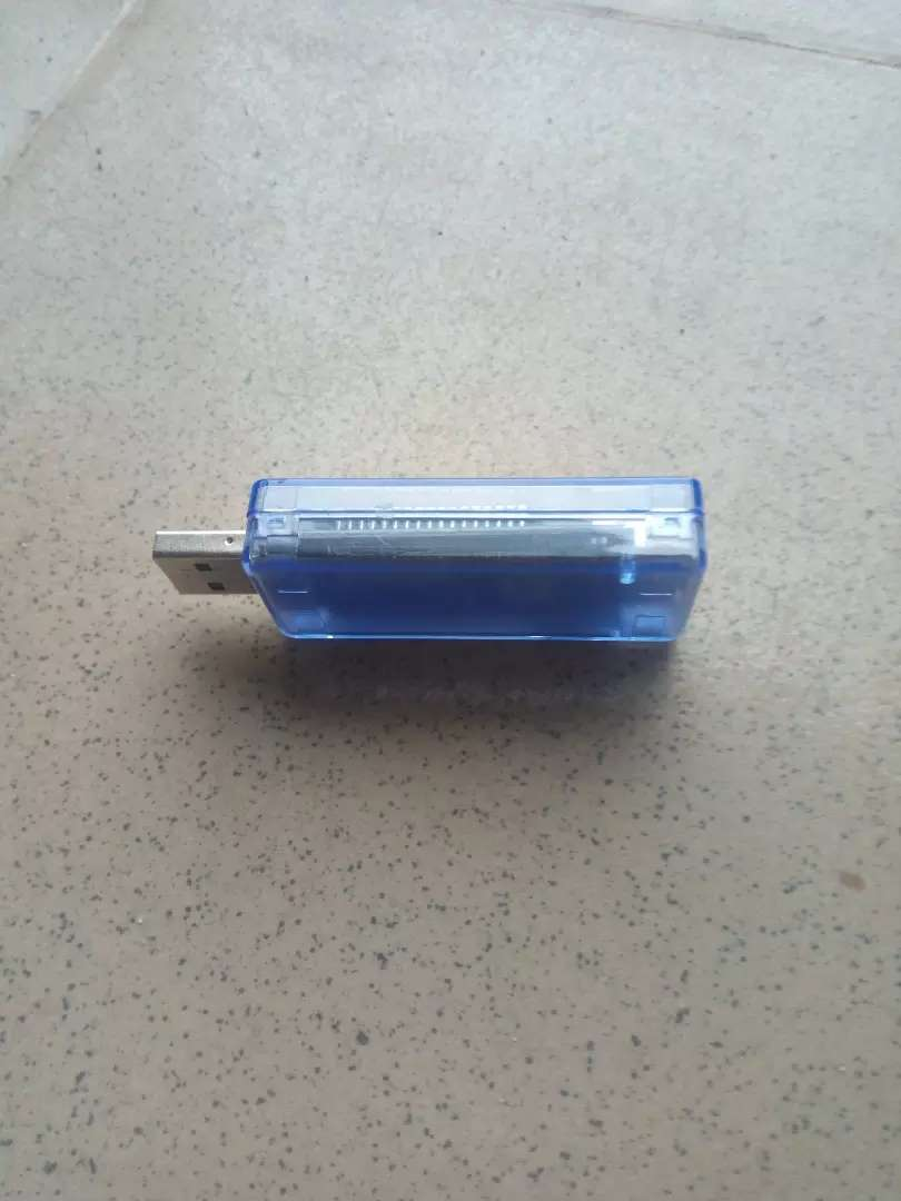 Current Voltage Capacity Tester  USB Tester . 0