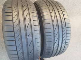 225/40/ R18 Bridgestone Run Flat Tyres