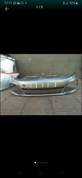 Vw Golf 6R front bumper is available for pickup very clean no dent