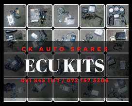ECU kits for sale for most vehicles make and models.