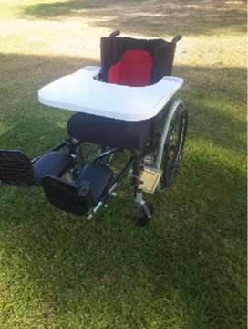 High quality new wheel chair with full accessories