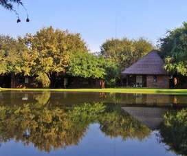 7 days Accommodation: Ngwenya Lodge from 2-9 July 2021