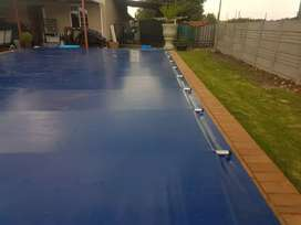 We Instal PVC Pool Covers
