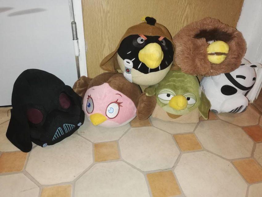 Angry birds plyšáci 0