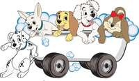 Waggytails Mobile dog grooming salon 0