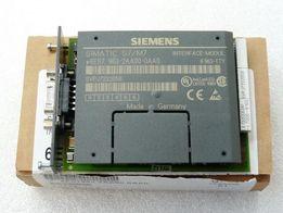 Siemens SIMATIC S7-400, moduł interfejsu IF963-TTY 6es7963-2aa10-0aa0