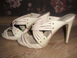 Летняя обувь braska натуральная кожа