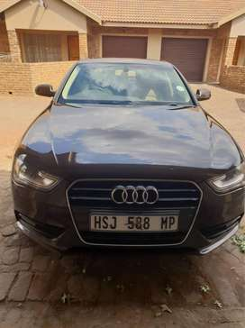 Audi A4 2.0tdi reduced