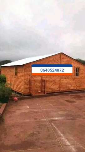 LOG HOMES AND WENDY HOUSES ON SPECIAL CALL /WHATSAPP