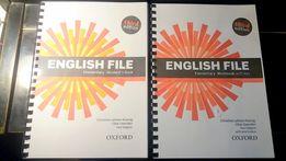 English File Elementary комплект SB+WB