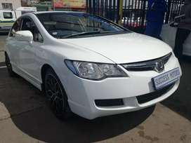2009 Honda civic 1.8 auto