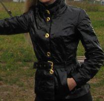 Куртка женская, натуральная кожа, на девочку- подростка, р. XS-S