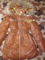 Зимнее пальто р 38