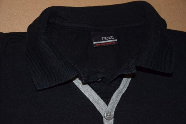 104 sweter swetr Next bluza jak kardigan dzianinowy kołnierzyk 4 lata Lublin - image 3