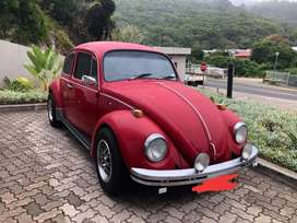 Beetle for sale! Potentially a '71 superbug