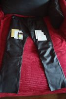 Dainese Trophy Evo Pelle spodnie dżinsy skórzane rozmiar 56