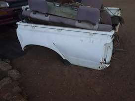 Nissan double cab bin for sale