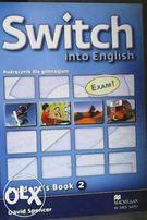 Switch into English Student' Book 2 Podręcznik dla Gimnazjum