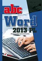 ABC WORD 2013 PL - nowa