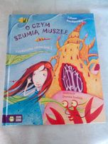 O czym szumią muszle - książka dla dzieci