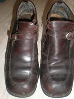 Туфли.Ботинки,кожа.37,5-38р.