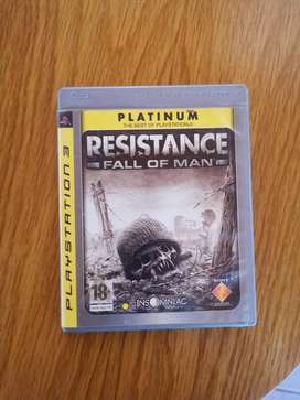 Resistance Fall of Man - PS3 Platinum