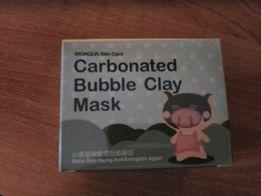 Кислородная самопенящаяся маска BIOAQUA Carbonated Bubble Clay Mask