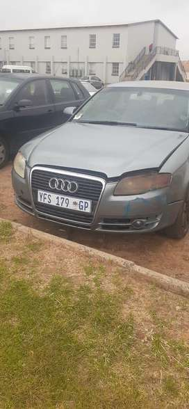 Audi b7 stripping for spares