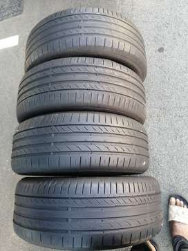 225 50 R17 Continental ContiSportContact 5 Tyres