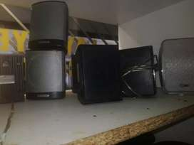 Homemade theatre speakers for sale