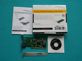 OKAZJA TANIO Karta Kontroler StarTech 1 Port PCI RS232 RS 232 adapter