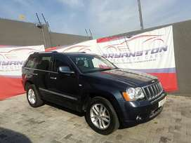 2010 Jeep Grand Cherokee 3.0L Crd Overland At - R169,900