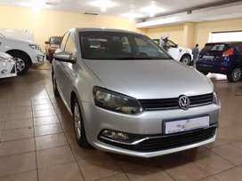 2014  VW polo 6 1.6tdi
