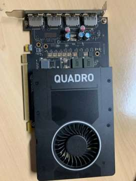 NVIDIA Quadro P2000 87CG5 5GB GDDR5 Graphics Card GPU