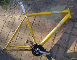rama roweru górskiego Bergamont Bedevil 20 cali z amortyzatorem