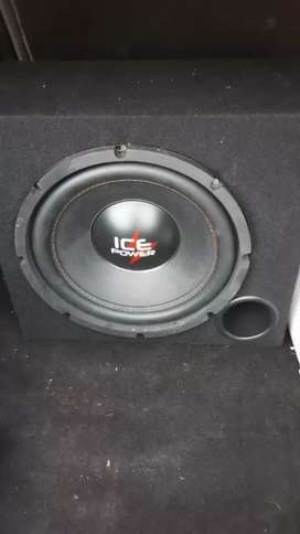 "ICEPOWER 12"" SUBWOOFER"