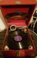 patefon gramofon stary antyk
