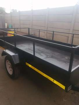 Trailers for sale.