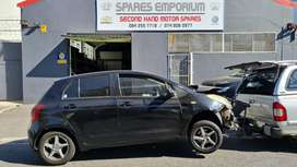 2008 Toyota Yaris Stripping for spares