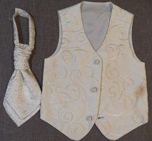 Модная жилеточка и галстук для мальчика