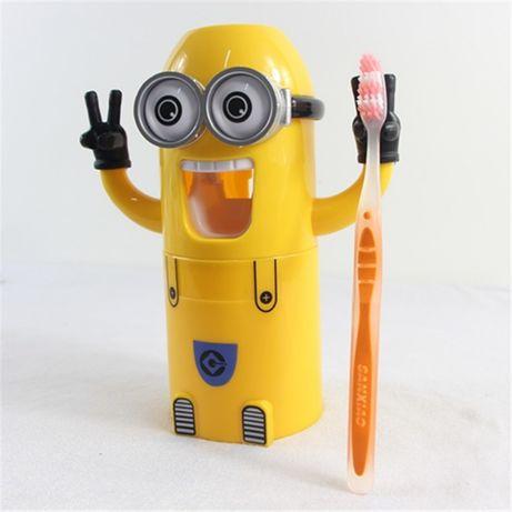 Дозатор подставка для зубной пасты Миньон Одесса - изображение 1