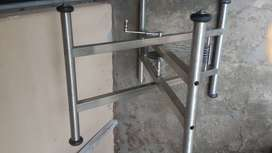 Stainless steel platform lift Please READ FULLY to understand whats