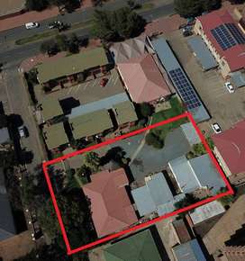 Investment - 3 Streeten Road, Willows, Bloemfontein (Zoned for Flats)