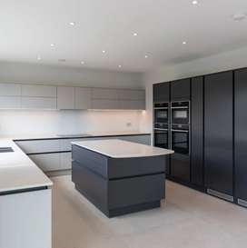 Kitchens and built in cupboards