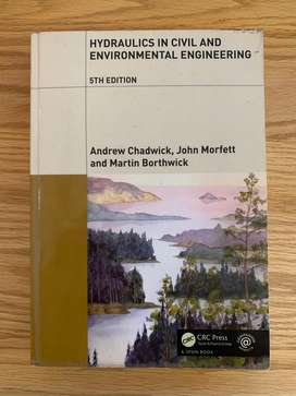 Hydrolics in civil and environmental engineering
