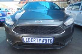 2019 Ford Focus Sedan 1.0T Ambiente Auto 2900km EcoBoost  LIBERTY AUTO