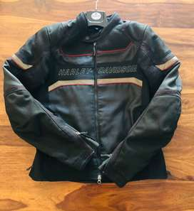 Harley-Davidson Slim Fit Riding Jacket - Men's - Size M
