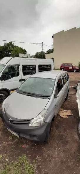 Toyota avanza striiping for spares call or WhatsApp